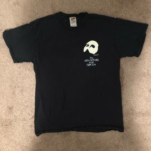 Phantom of the Opera T-shirt